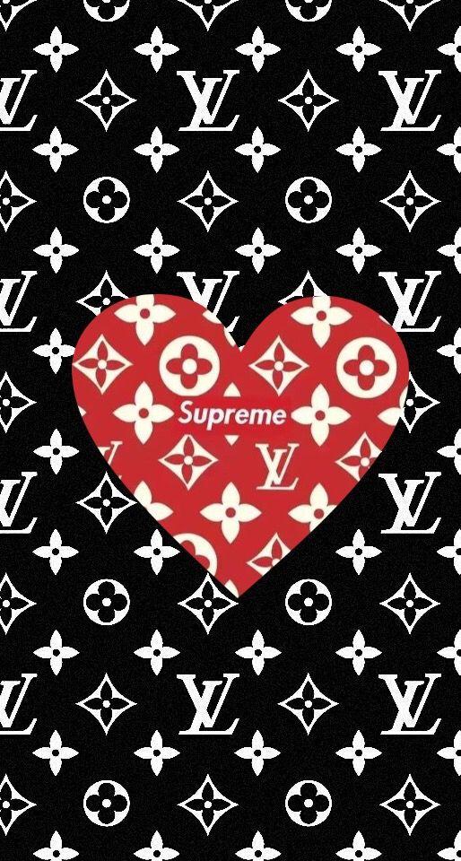 Supreme X Louis Vuitton Wallpaper Iphone Pin By Claudya Garcia On Louis Vuitton Louis Vuitton