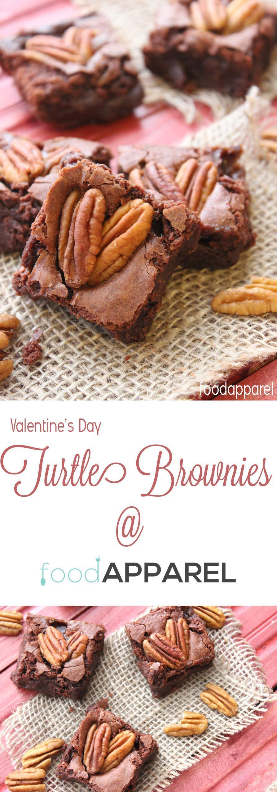 Valentine's Day Heart Turtle Brownies (Caramel & Pecan) #turtlebrownies These Valentine's Day Heart Turtle Brownies are sure to win their way into someone's heart! Caramely, chocolately and delicious! @foodapparel #turtlebrownies Valentine's Day Heart Turtle Brownies (Caramel & Pecan) #turtlebrownies These Valentine's Day Heart Turtle Brownies are sure to win their way into someone's heart! Caramely, chocolately and delicious! @foodapparel #turtlebrownies