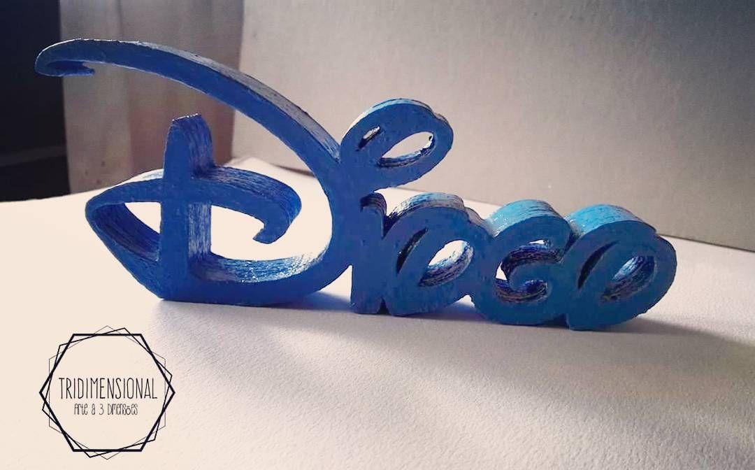 #artea3dimensoes #artsy #cute #3dprint #3dprinting #witbox #designartist #design #decor #decoration #designer #designers #nametag #names by tridimensional_artea3dimensoes