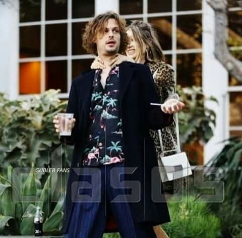 matthew gray gubler girlfriend