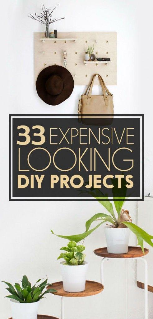 33 Diy Ideas For The Classy People Diy Decor Diy Home Decor Diy On A Budget