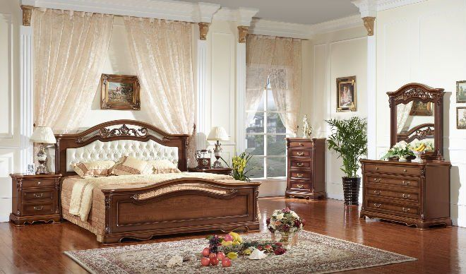 European Classic -Bedroom furniture | Bedroom sets, Classic ...