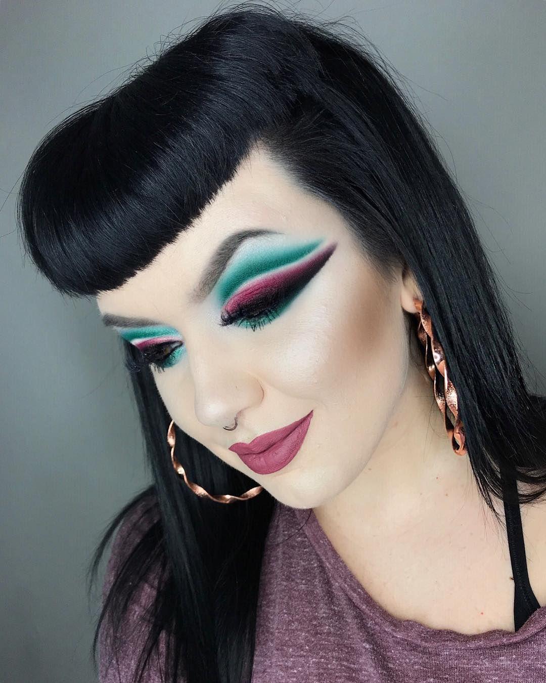 Pin on Glamour Makeup