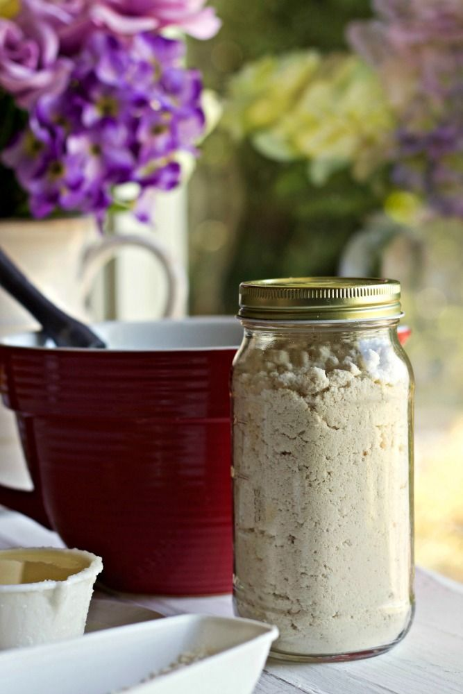 Homemade Coconut Oil Bisquick Mix