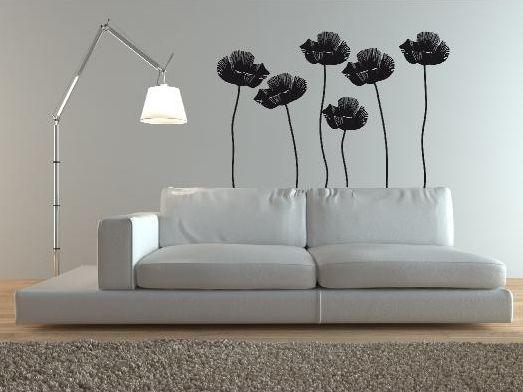 Beautiful Decorazione Pareti Soggiorno Gallery - Idee per la casa ...