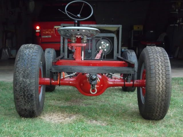 Home Built Tractor Page 2 Mytractorforum Com The