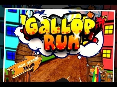 Gallop Run #3D game source code  #unitysourcecode #3D