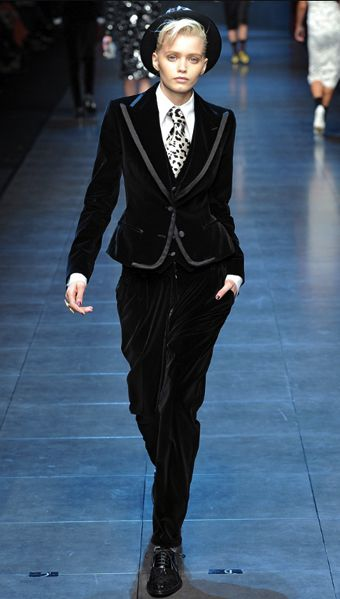 androgynous high fashion - Google Search