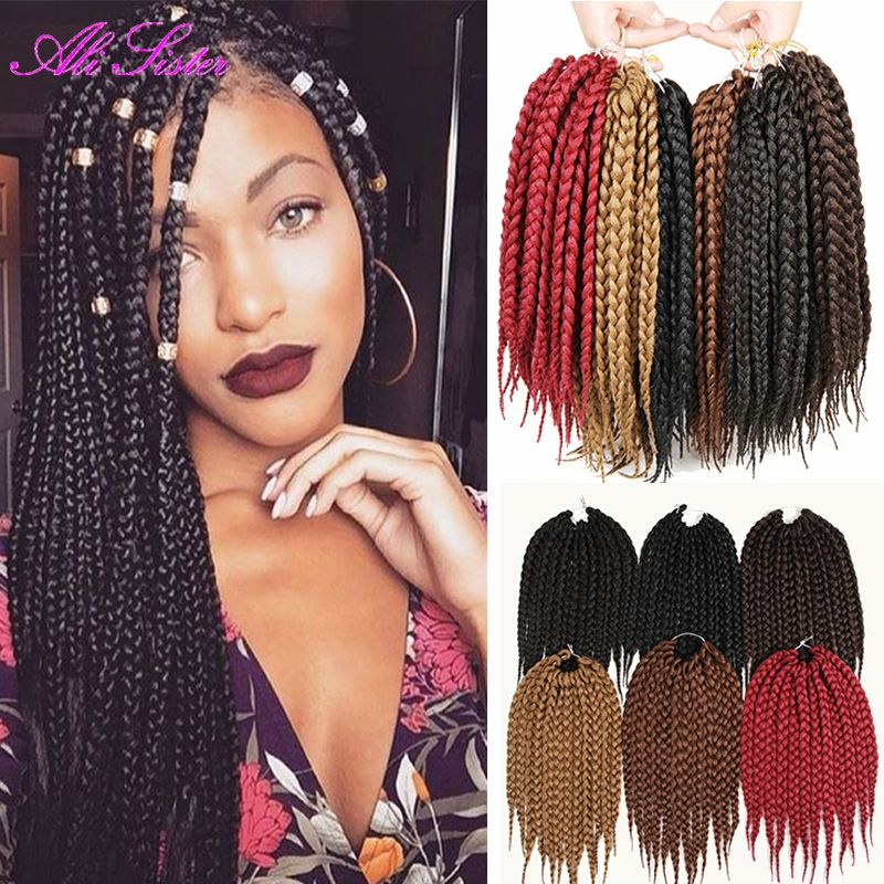 Find More Bulk Hair Information About Box Braids Hair Extensions