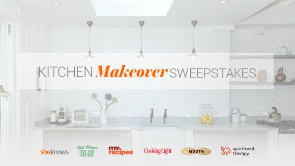 Attrayant The Kitchen Makeover Sweepstakes