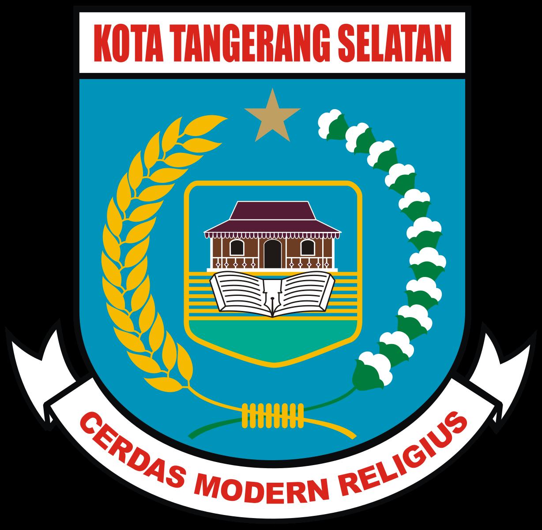 FileLambang Kota Tangerang Selatan.svg (Dengan gambar