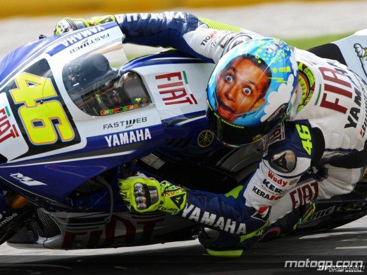 Valentino-Rossi. Mugello 2008