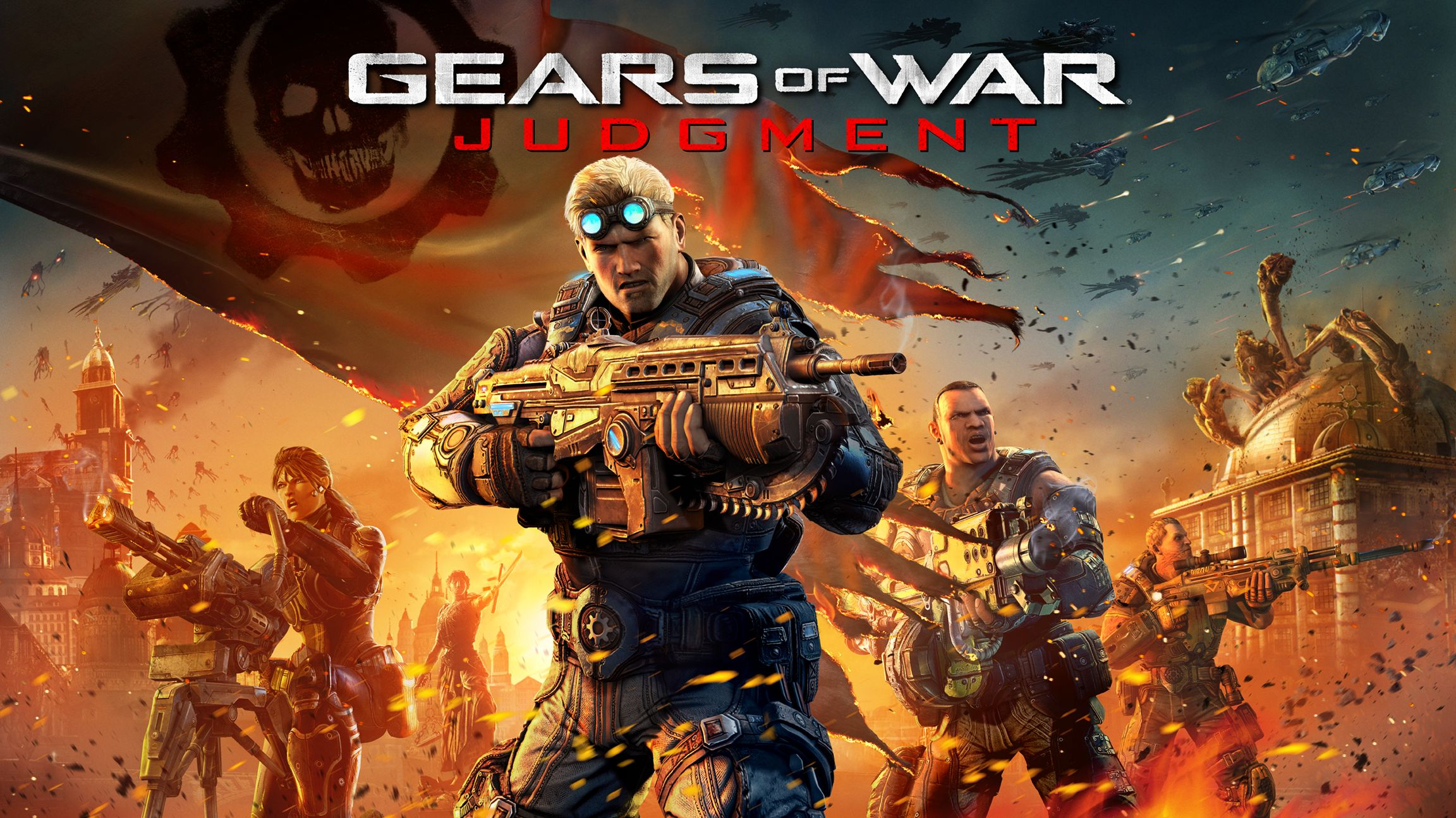 Resultat d'imatges de gears of war judgment