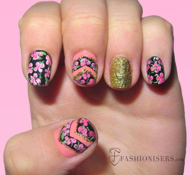 20 Fun Summer Nail Art Designs   Nail art, Nail art designs and Nail ...