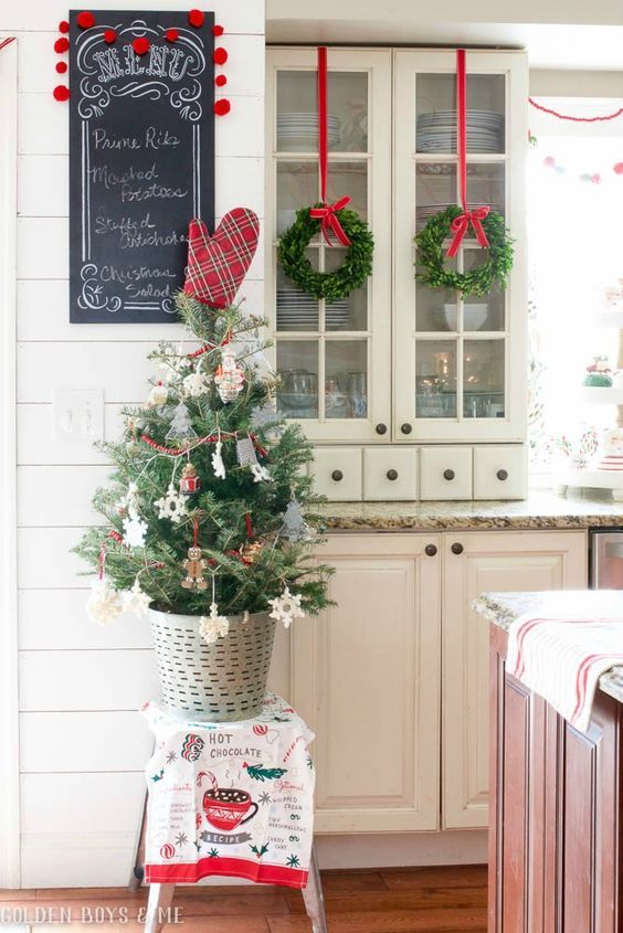 Get the Look Decorating with Olive Buckets Buckets, Decorating