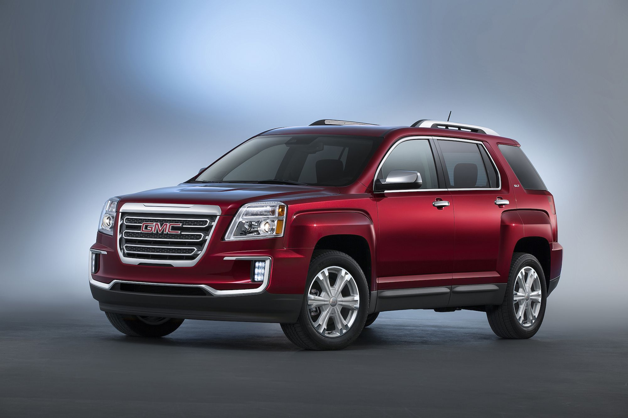 Updated For 2016 Gmc Terrain Compact Suv Lineup At Nyias 2015