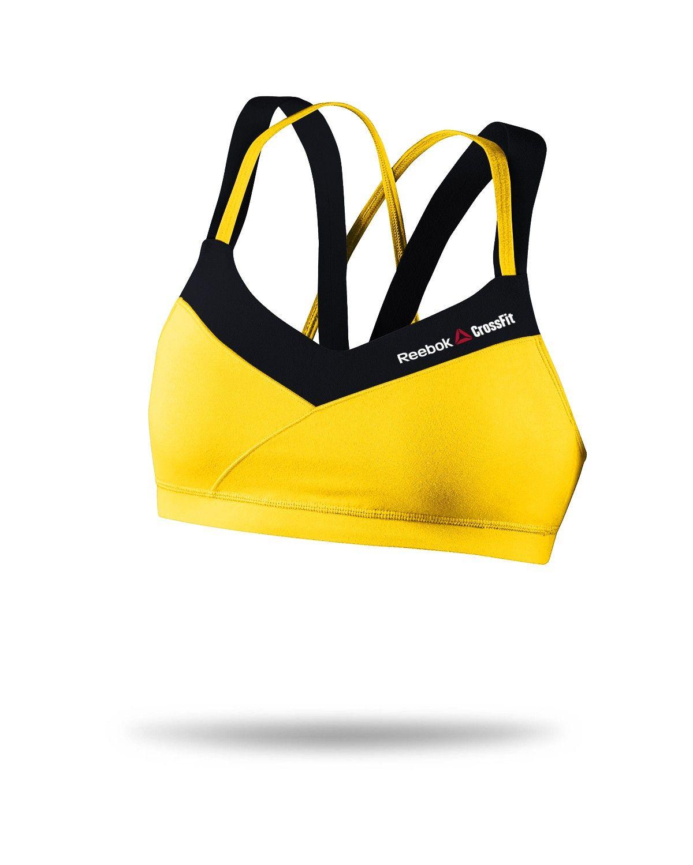 Women Reebok CrossFit Skinny Strap Bra CrossFit HQ Store