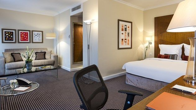Warwick International Hotels #interiordesign #decoration #hotel  hospitality projects, hotel design, hotel decor See more at: brabbucontract.com