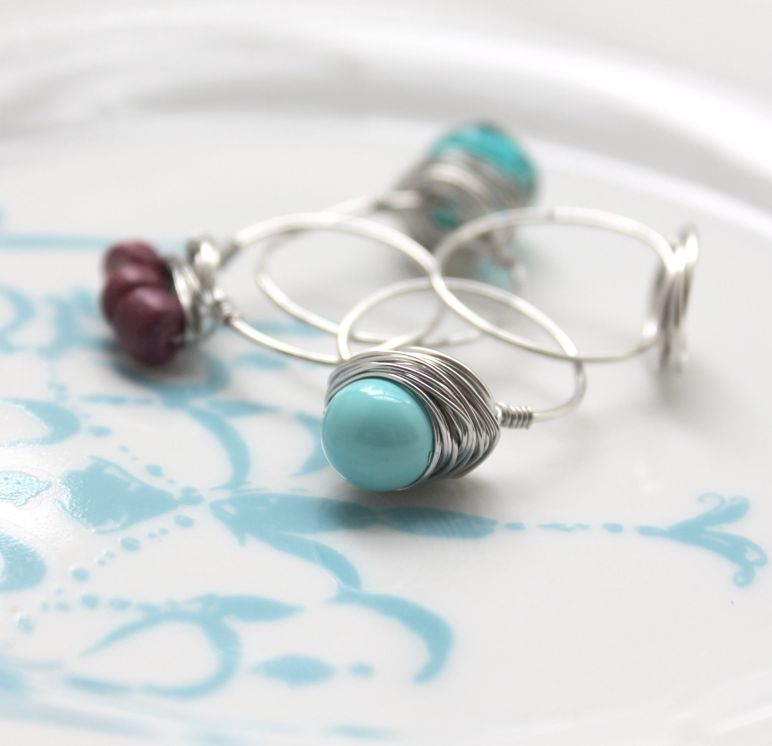 DIY Wire Wrapped Ring | Craft Ideas | Pinterest | Wire wrapping ...