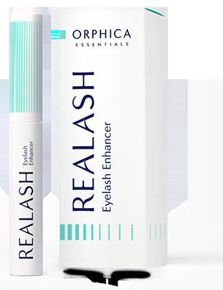 Wimpernserum REALASH garantiert lange, volle und starke Wimpern. Es wurde dermatologisch und augenärztlich getestet. Von den Bloggerinnen empfohlen. #naturalbrows