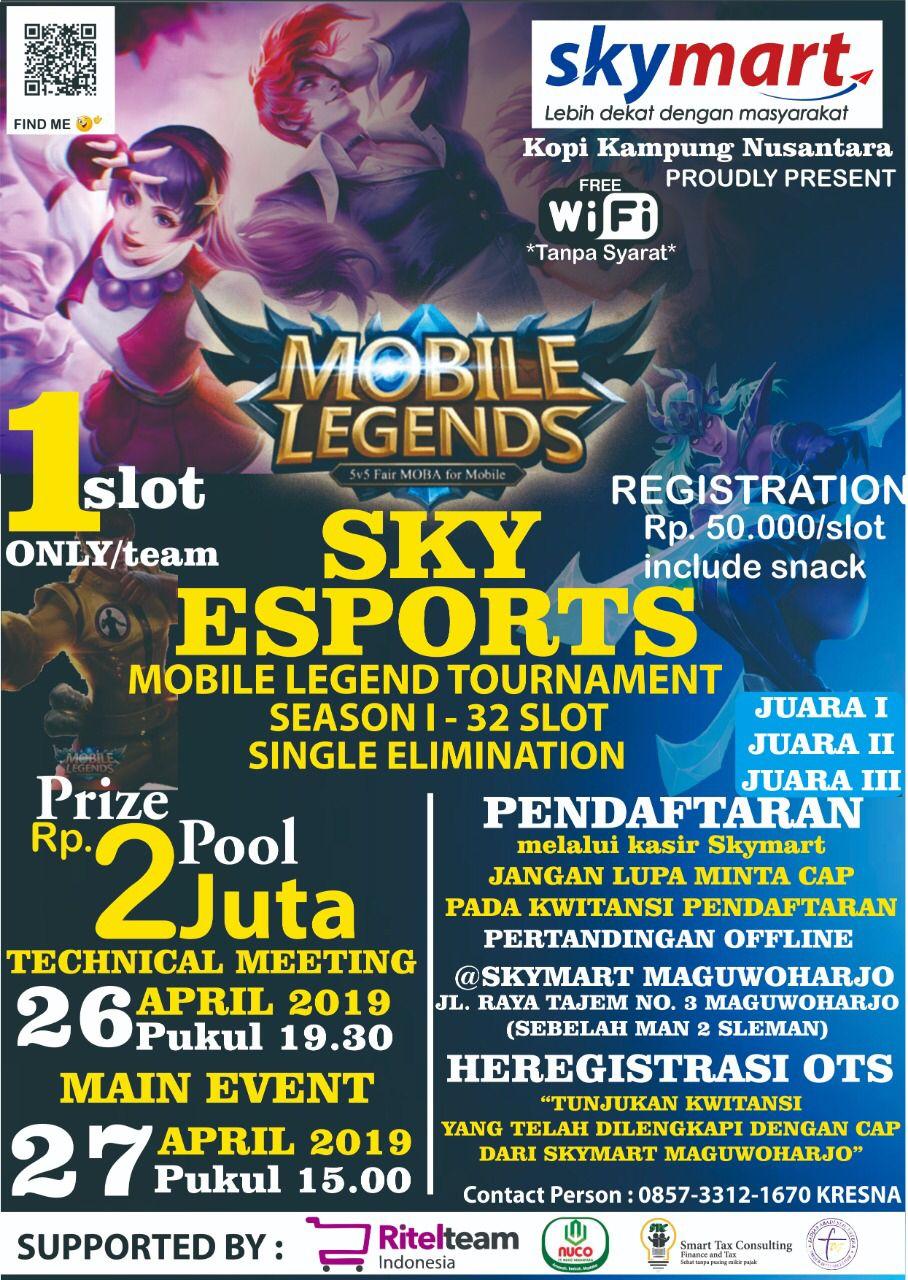Skymart Free Wifi Dan Ada Kopi Nusantara Juara
