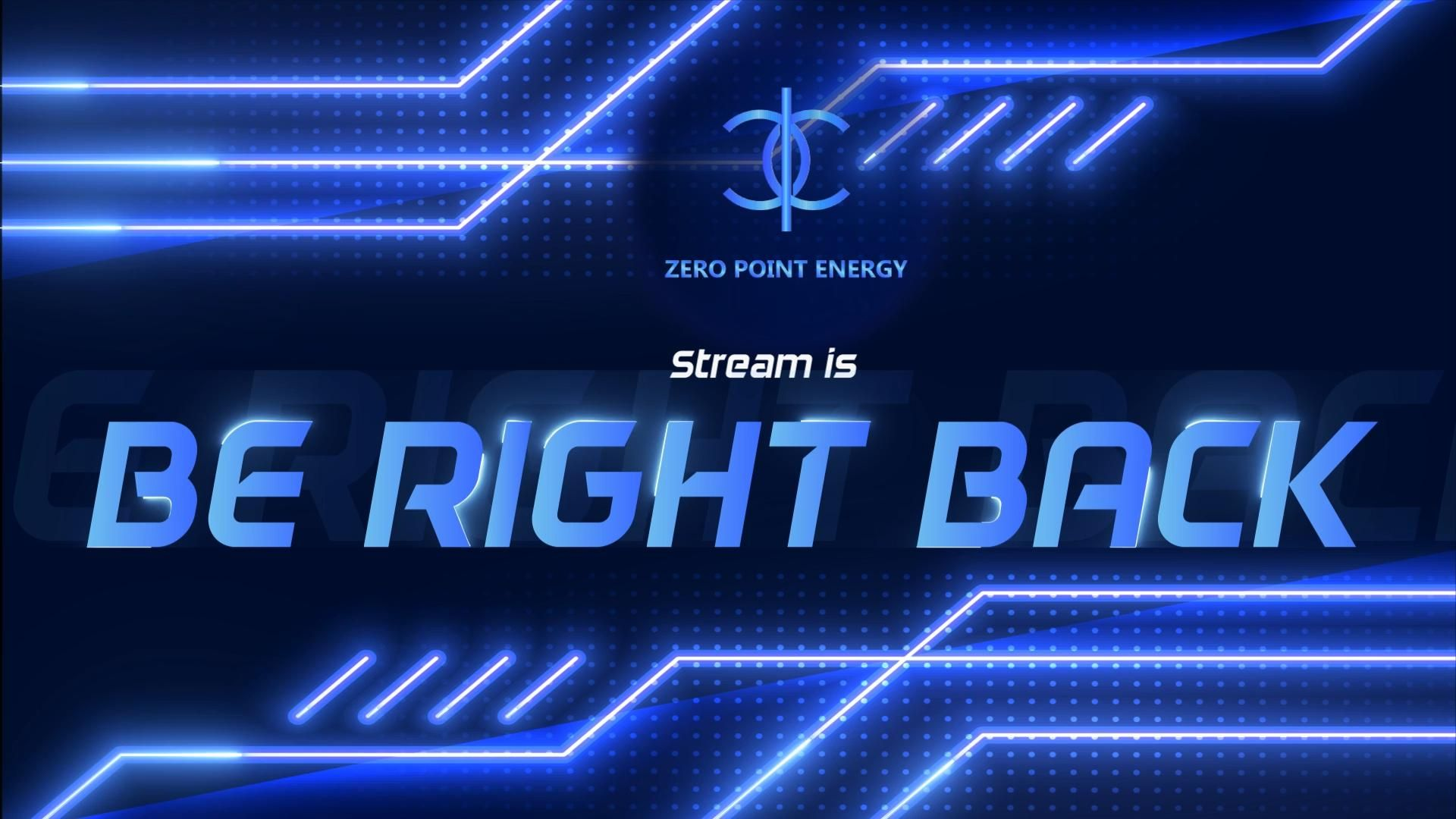 Animated Be Right Back Screen Animated Twitch Overlays Video In 2021 Animation Studio Logo Design Art Logo Illustration Design