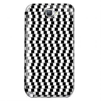 timeless design b90ca 0b264 Wonder Cover Straight Lines Glossy Hard Case for Samsung Galaxy Note ...