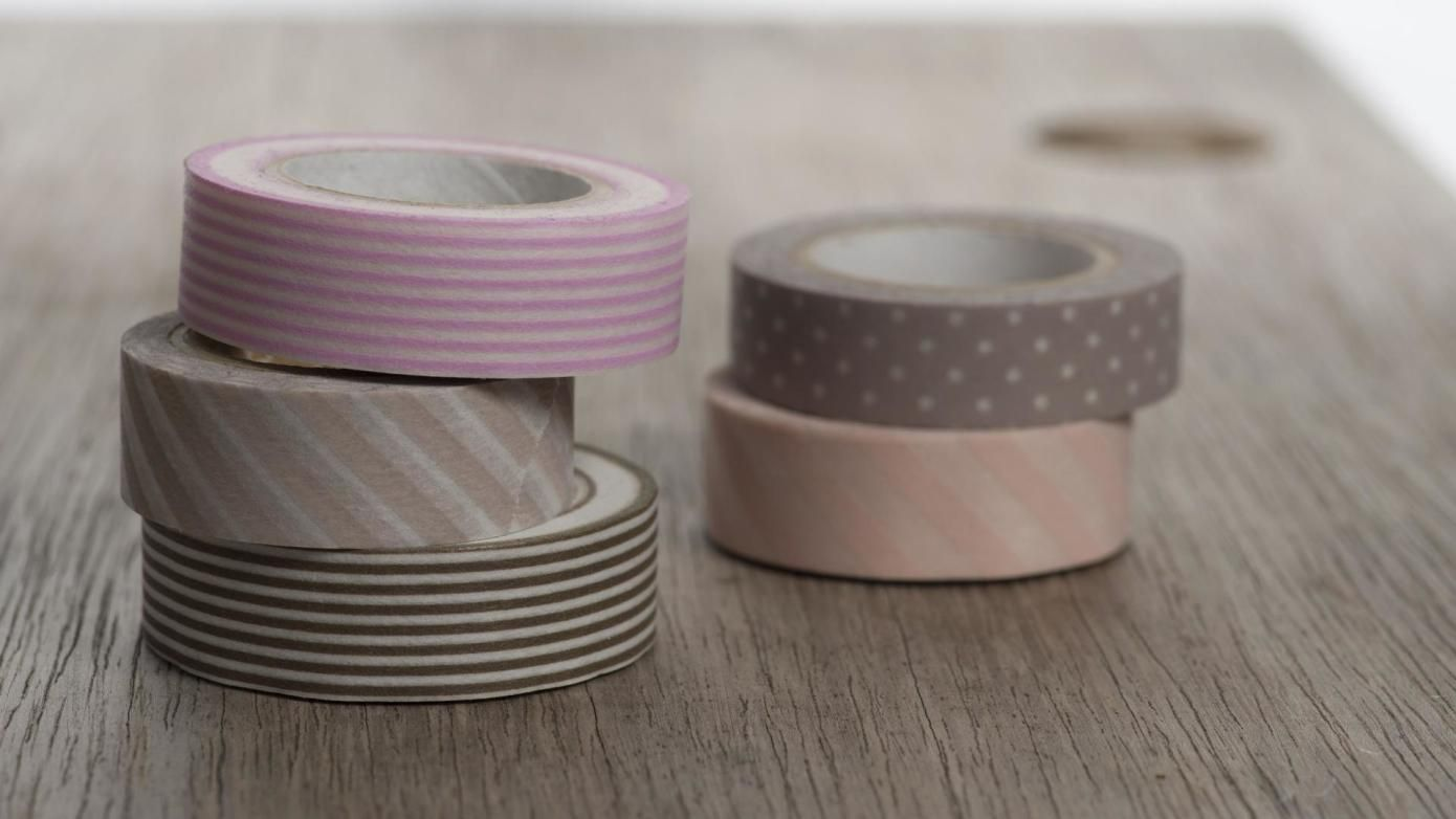 What is washi tape anyway?