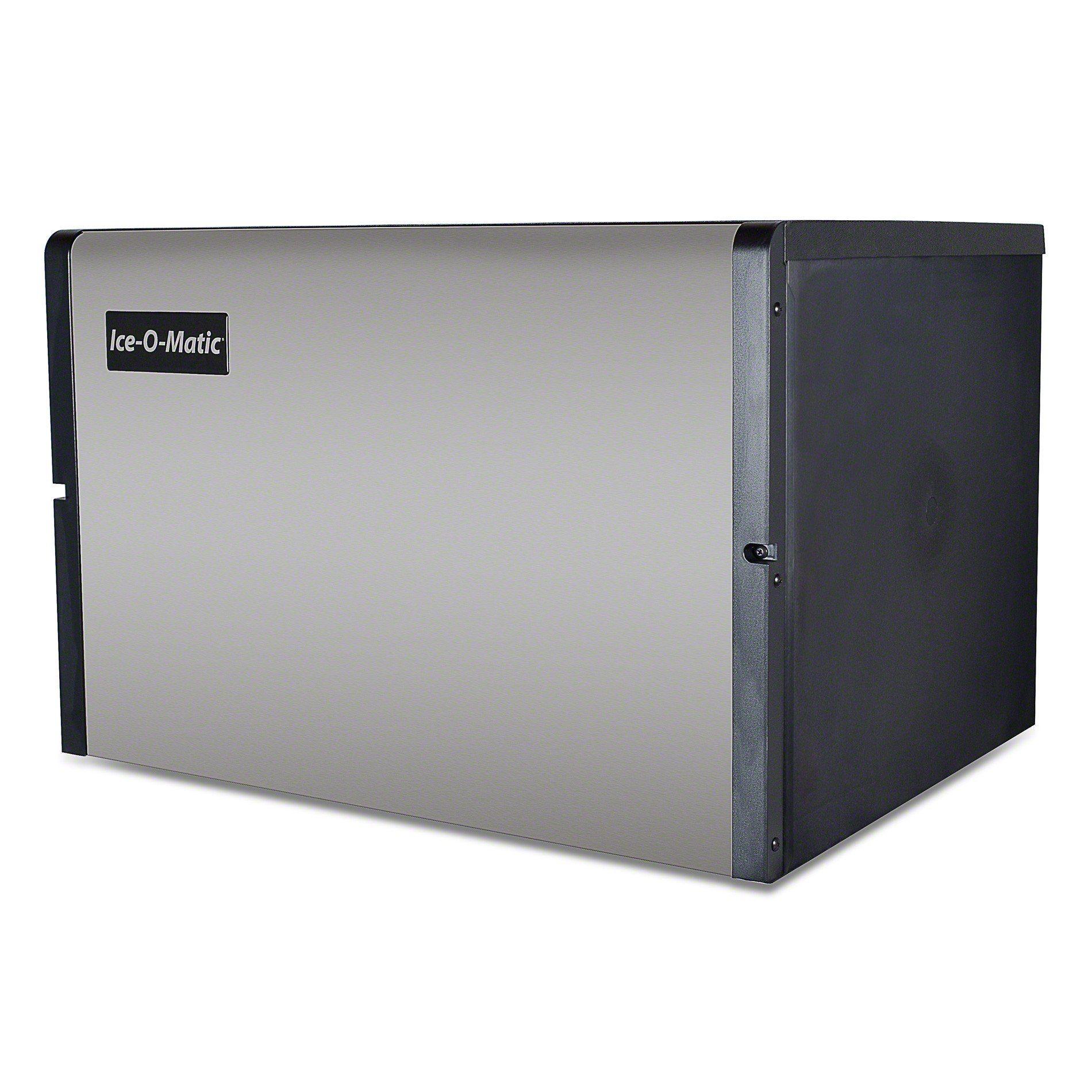 Iceomatic Ice1007hr Remote Air Cooled 910 Lb Half Cube Ice Machine
