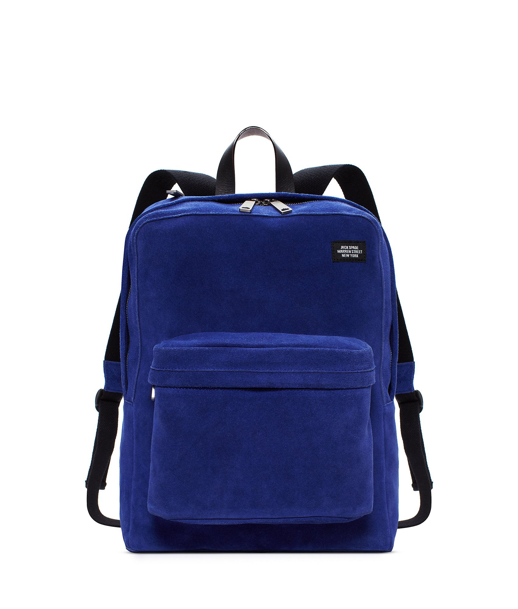 Jack spade desert suede collection suede backpack jack