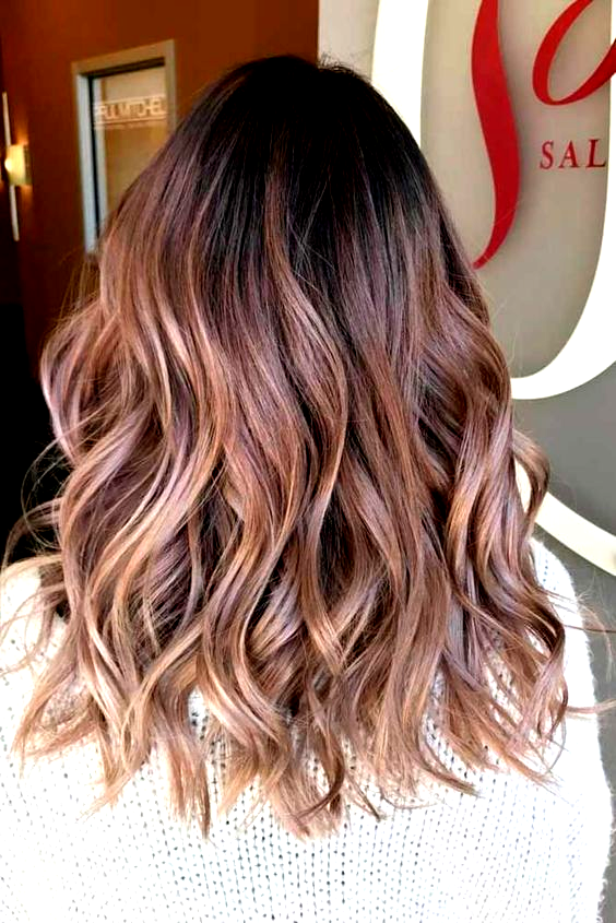 Pin By Kristine Glover On Hair In 2020 Hair Styles Roots Hair Copper Hair Color
