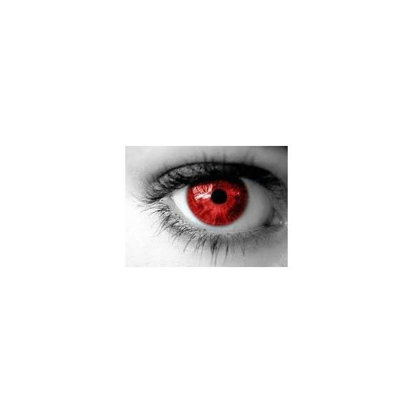 3de5c7ce36 70% Off coloured contacts lenses and freaky eye contacts from non... via  Polyvore featuring eyes