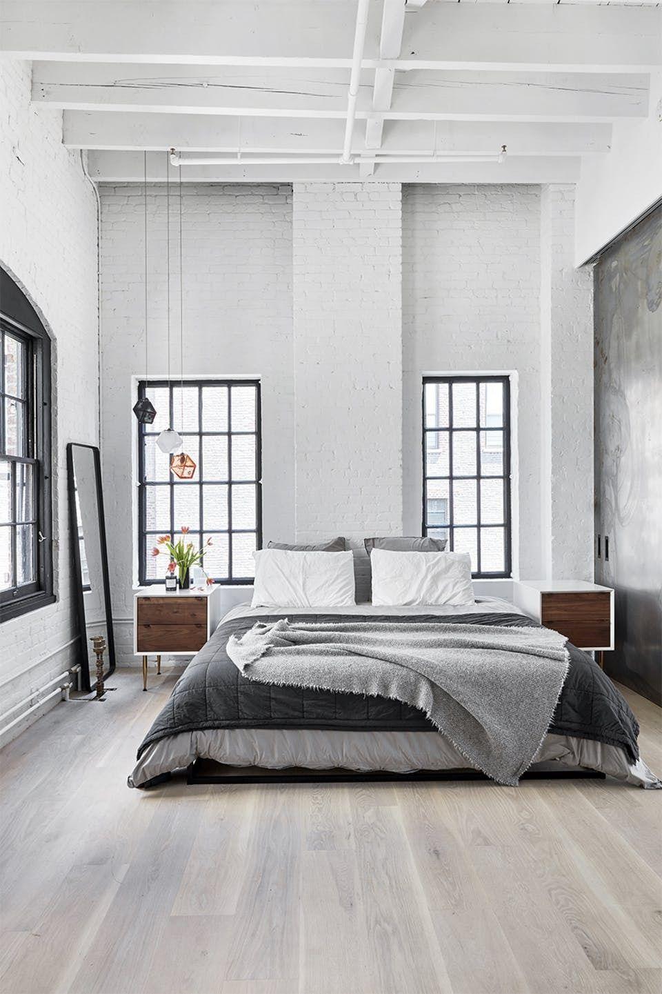 Loft bedroom images  New York loft bedroom  Bed  Bedroom  Pinterest  Loft bedrooms