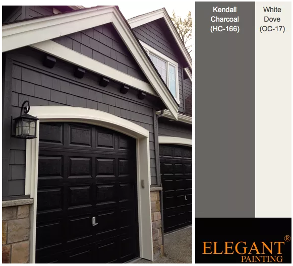 HC-166 Kandal Charcoal Converted to Sherwin Williams Duration ...
