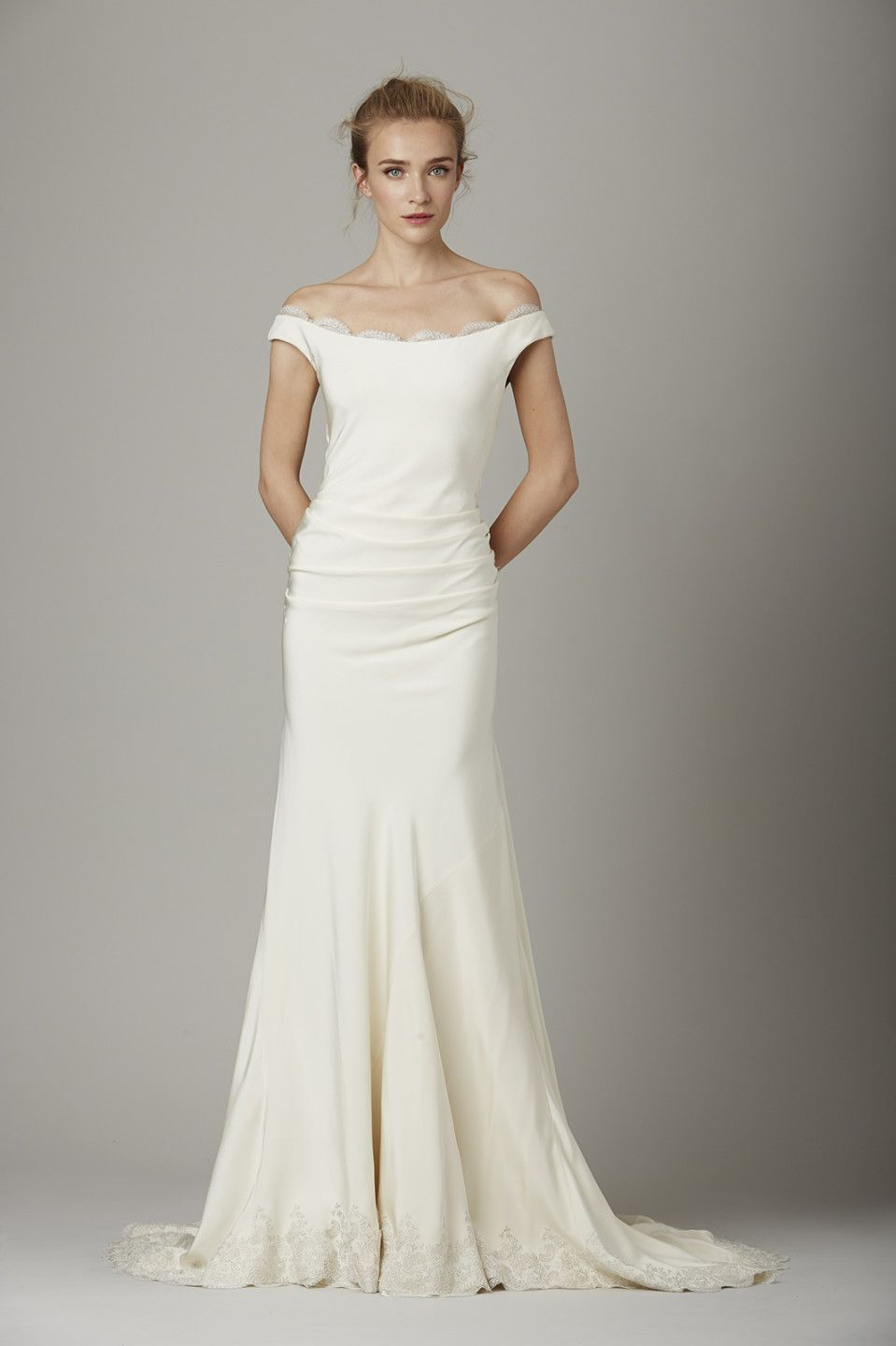 818439a53d Say  I do  in The Marina by Lela Rose. Zoom view Used Wedding Dresses ...
