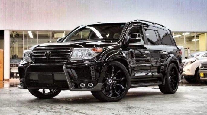 2020 Toyota Land Cruiser: News, Design, Equipment, Price >> Pin By Irina Ramirez On Upcoming Cars News