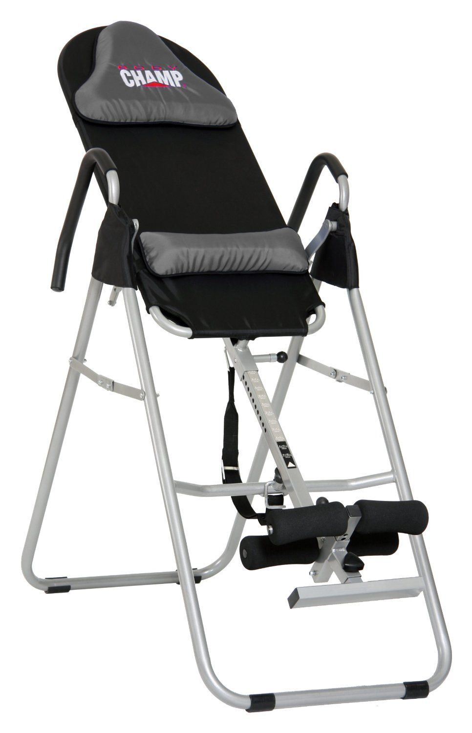 Inversion table review body max gravity inversion system