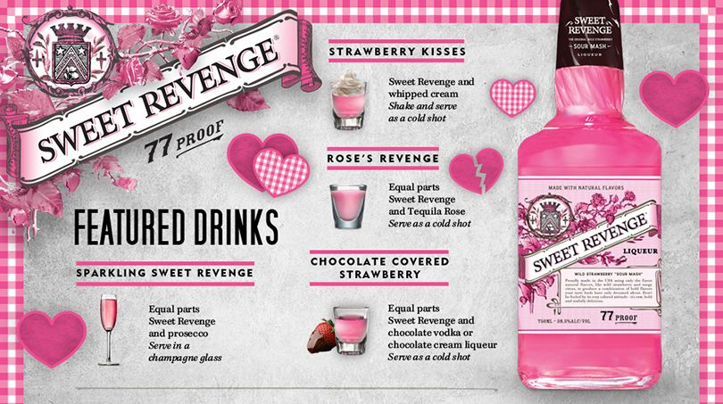 Drink Recipes Sweet Revenge Drinks Drinks Wine Drinks