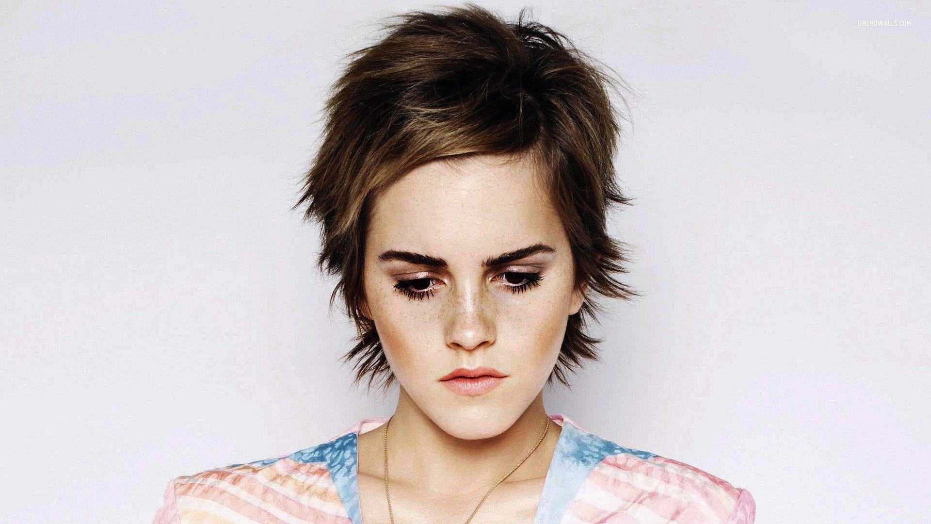 Pin by Rajnish Kumar on Emma Watson in 2019 Short hair