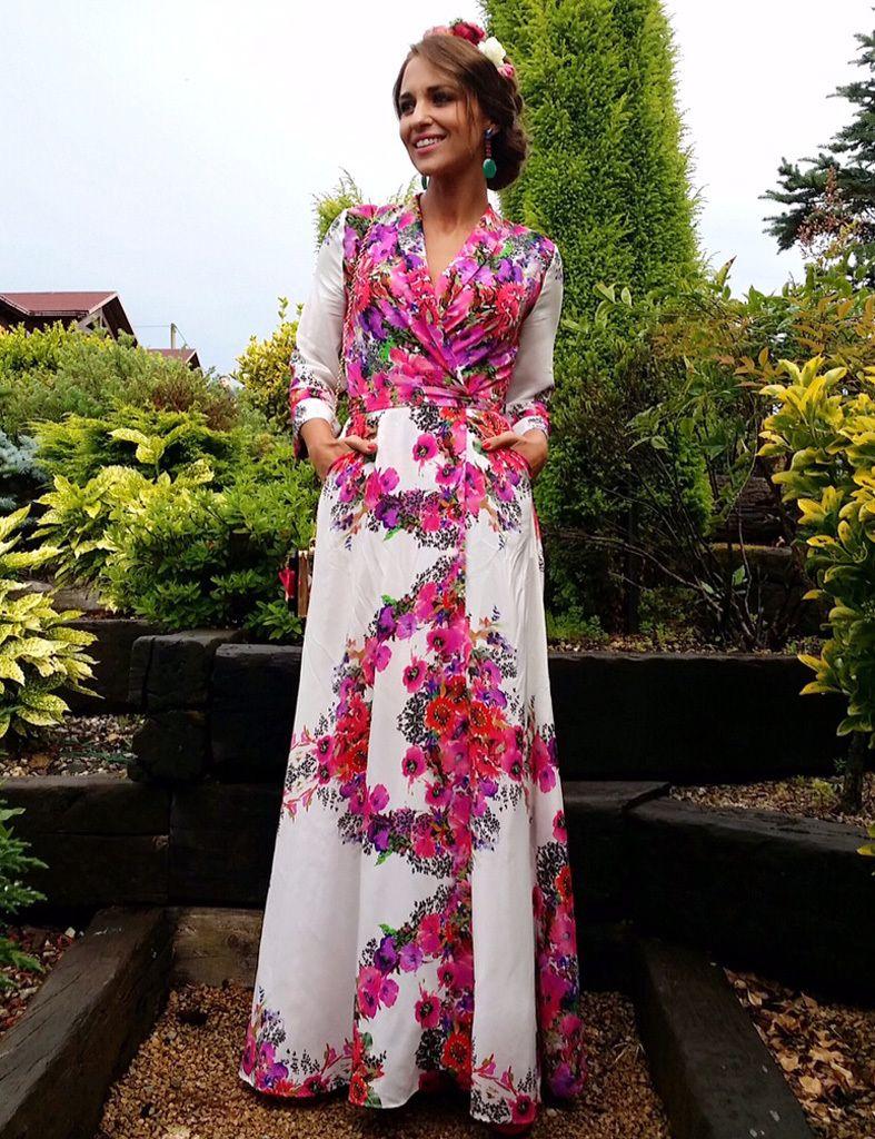 Vestido invitada boda paula echevarria