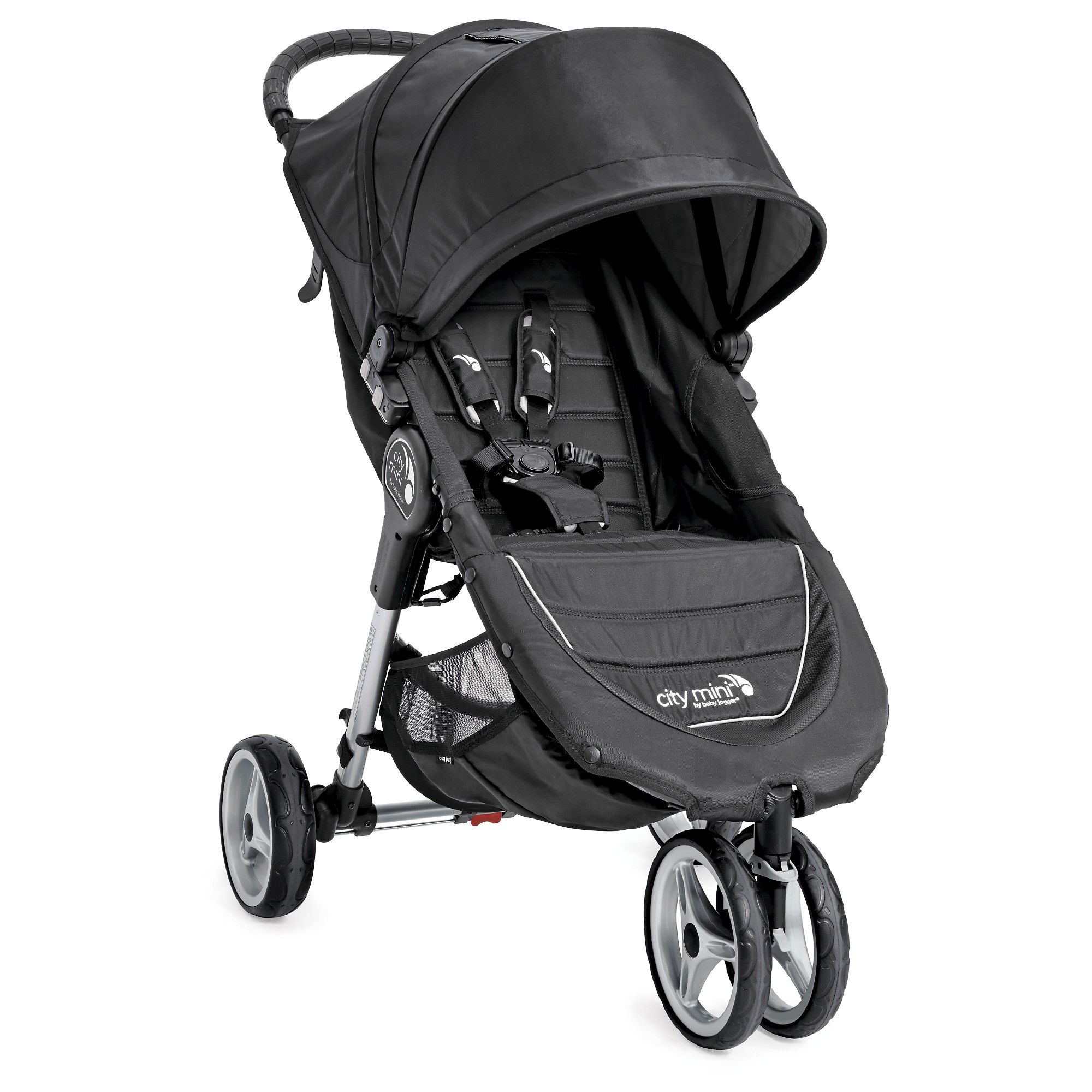 Baby Jogger City Mini Single Stroller Black Baby