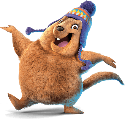 Cliff, Tuesday Bible Memory Buddy - Marmot | Vbs 2015, Vbs, Everest vbs 2015