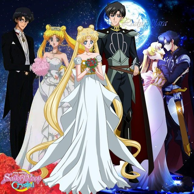 Past Present And Future We Will Always Be Together #anime