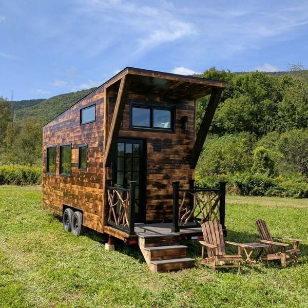 Tiny House Builders in California #tinyhousestorage