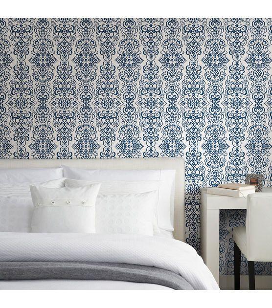 Wallpops Nuwallpaper Marrakesh Stripe Peel And Stick Wallpaper Joann Jo Ann Home Wallpaper Nuwallpaper Home