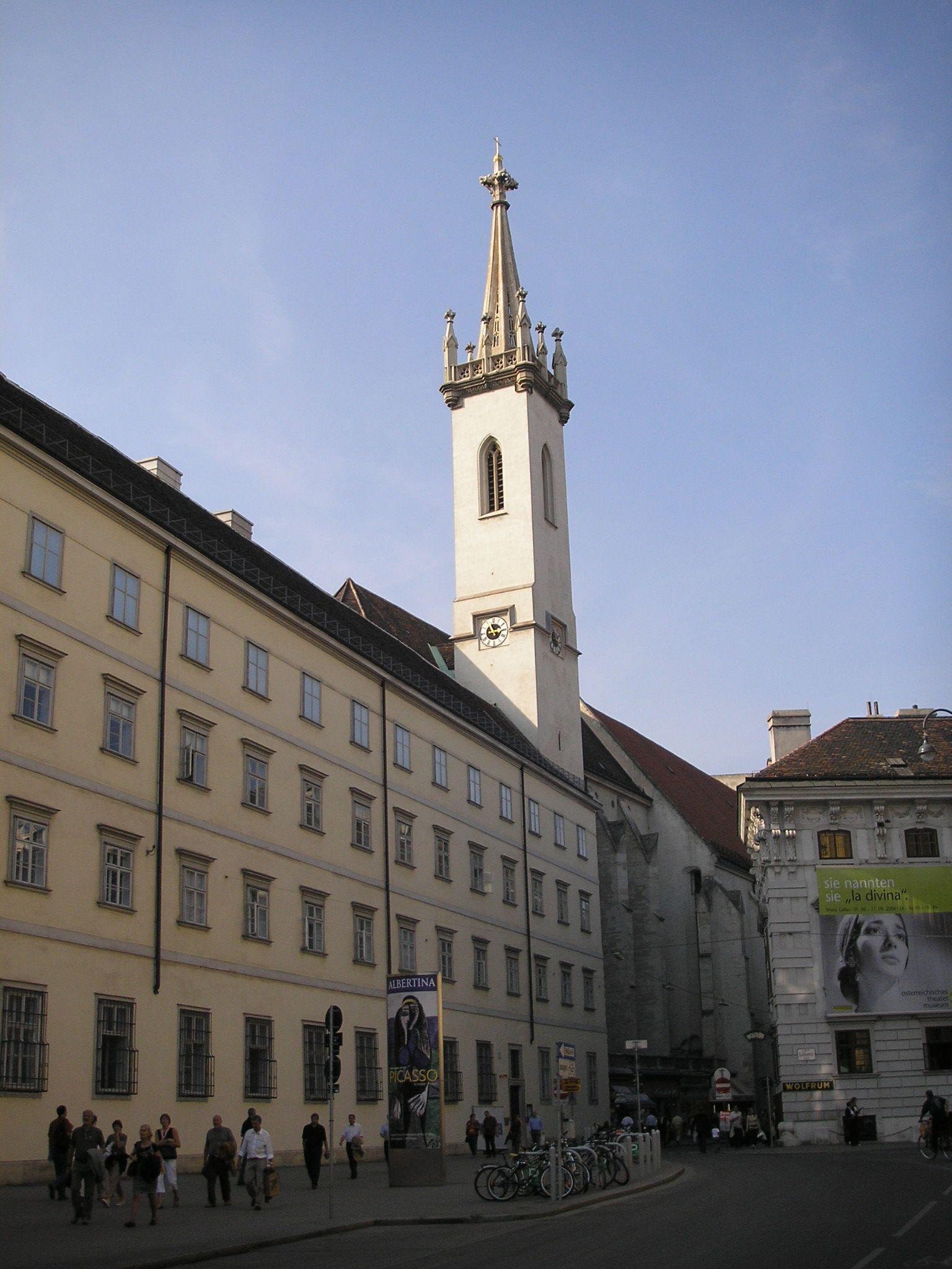 Augustinian church - Vienna, Austria