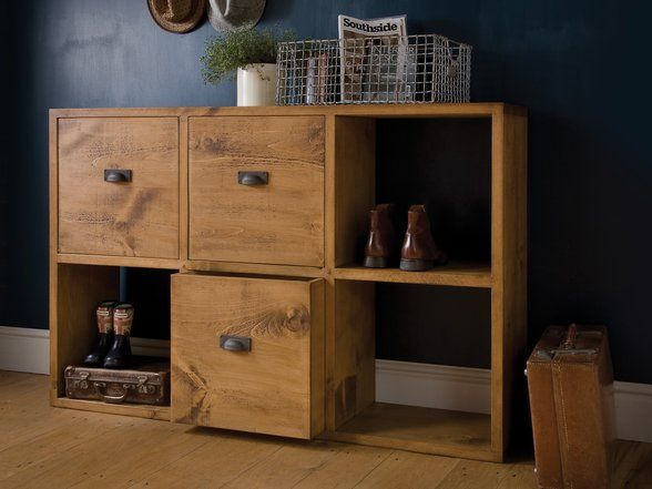 cubbyhole Storage unit