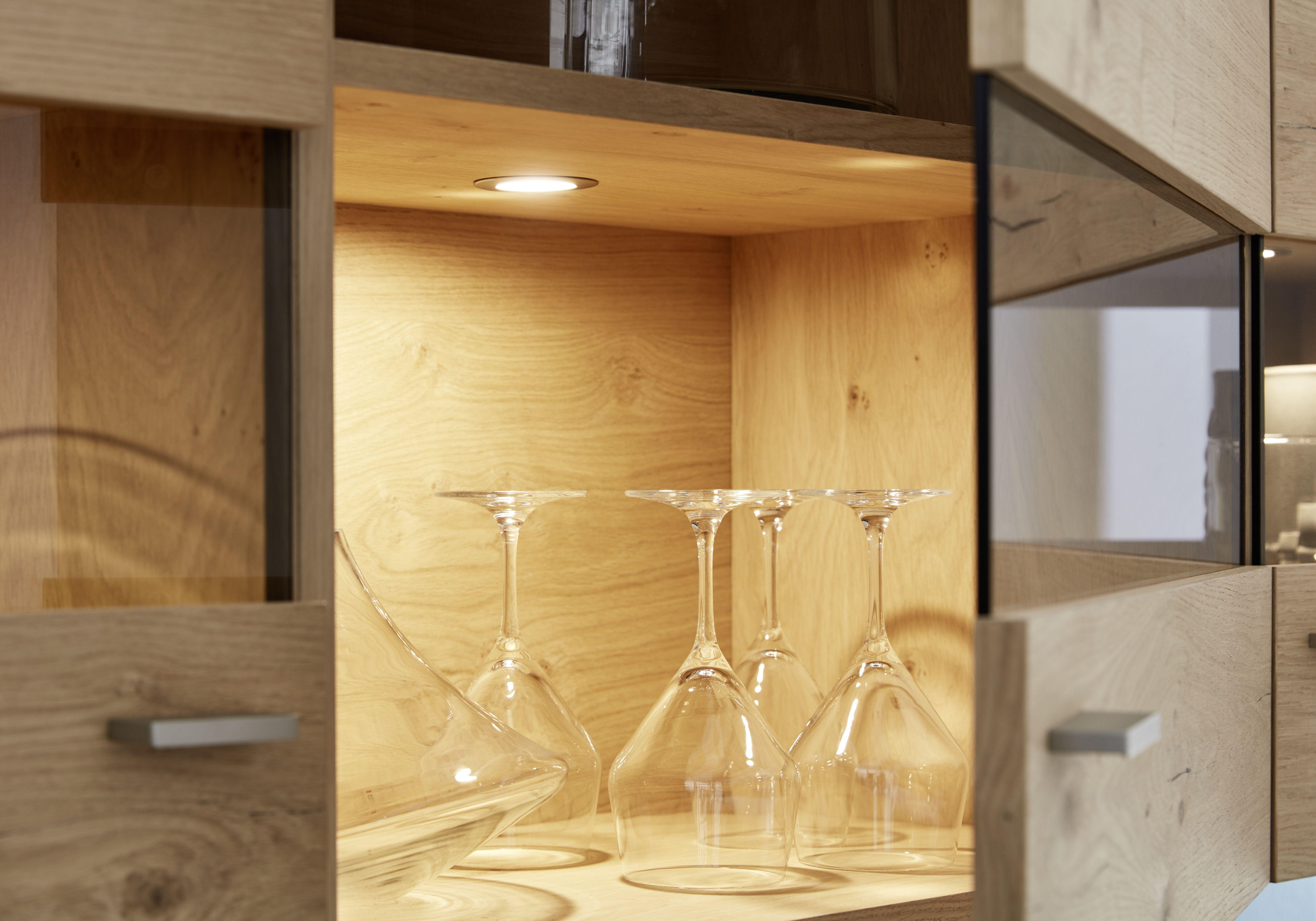 Geräumig Hochwertige Wohnwand Galerie Von Verarbeitung Bei Allen Gwinner Modellen #möbel #madeingermany