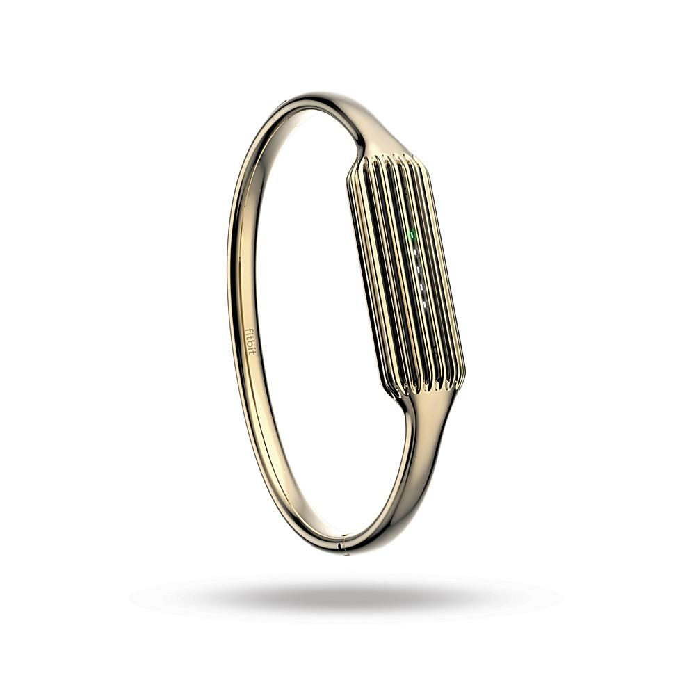 Fitbit flex bangle accessory band k goldplated stainless