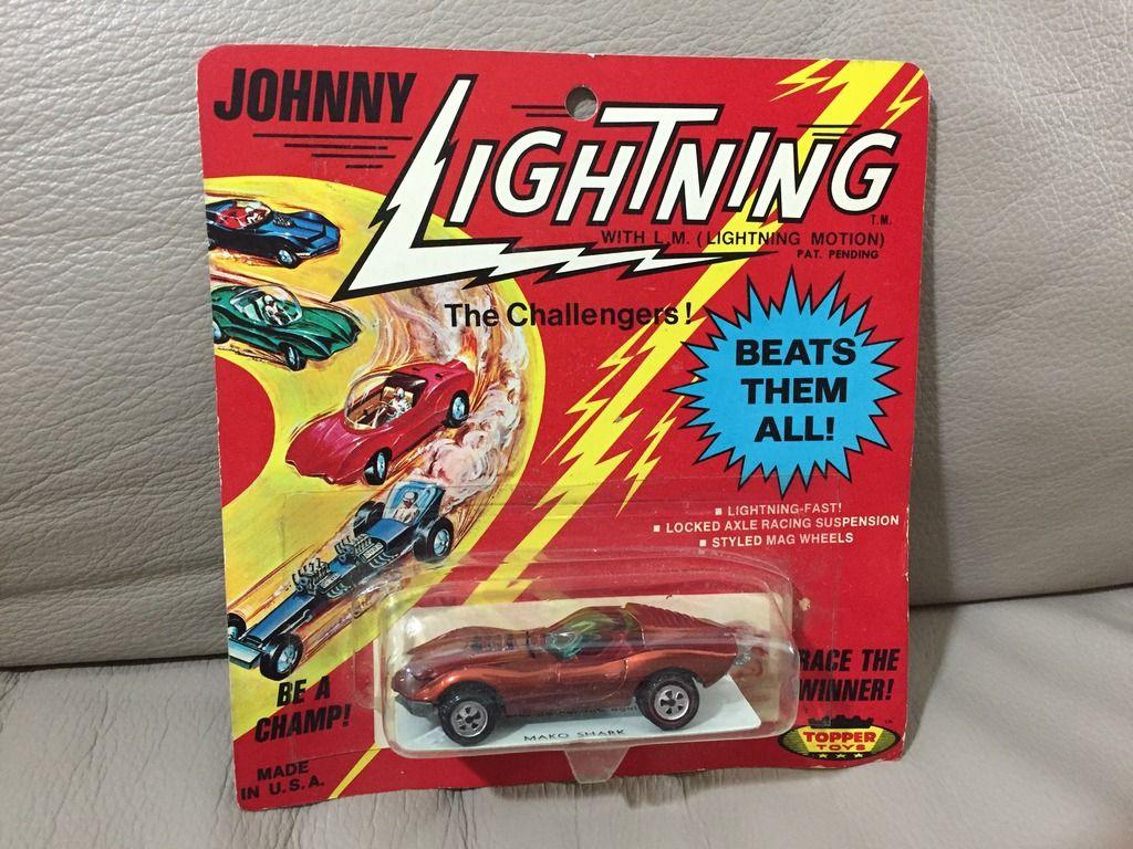 Buy Sell Hot Wheels Redlines Matchbox NASCAR Johnny